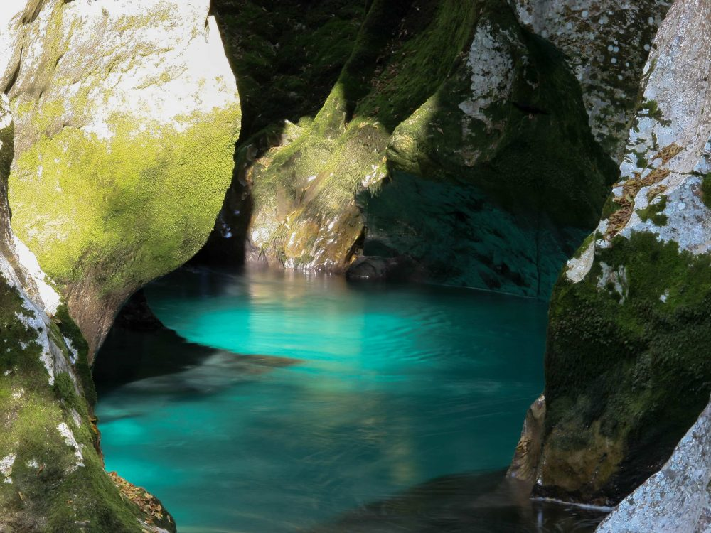 The very heart of the Triglav National Park